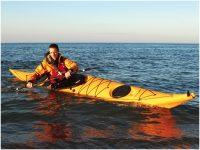 Boreal Baffin P2 használt tengeri kajak