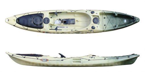 RTM K-Largo horgász kajak