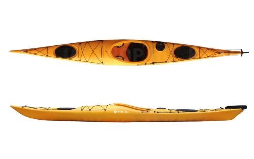 liker kajak expedition 16.5 tengeri kajak