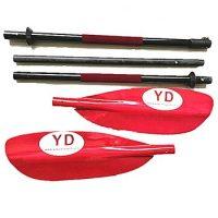 YD Carbon / fiberglass kajakevező
