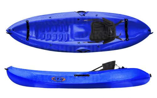 RTM Mambo DeLuxe Navy Blue kajak