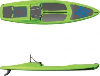 Perception HiLife Standup Paddle kajak hibrid