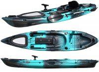RTM Abaco 3.6 Angler Big Bang Pack pergetős horgászkajak