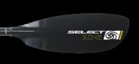 Select X One Prémium Carbon kétrészes összerakható kajakevező
