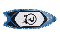 Riber 8 fős óriás Inflatable Sup