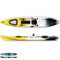 RTM Abaco 4.2 Angler Big Bang Pack pergetős horgászkajak