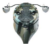 Nova horgász kajak stabilizátor szett