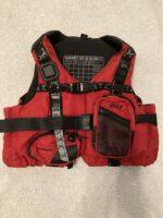 Hiko Rafter Pro teszt prémium tengeri és vadvízi mentőmellény
